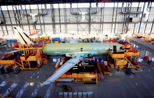 Airbus увеличивает темпы выпуска Аэробусов А320