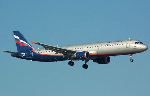 Airbus A321 из Питера вынужденно сел в аэропорту Челябинска