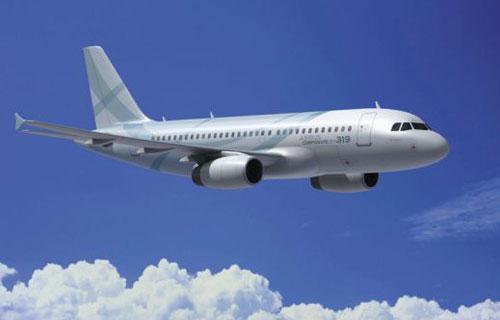 Airbus делает ребрендинг корпоративных авиалайнеров