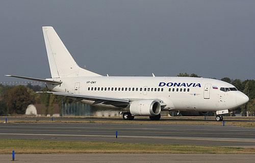 Boeing 737 авиакомпании Донавиа