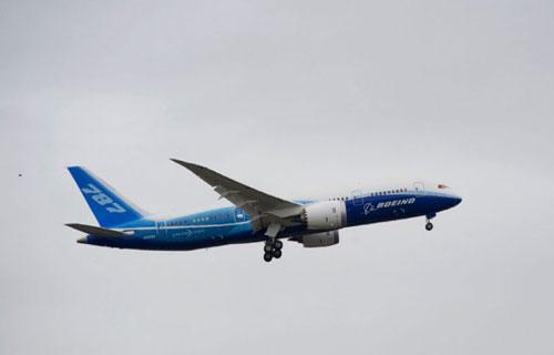 Boeing модернизировал программное обеспечение самолетов 787