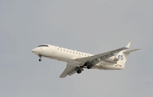 CRJ-200 авиакомпании Руслайн