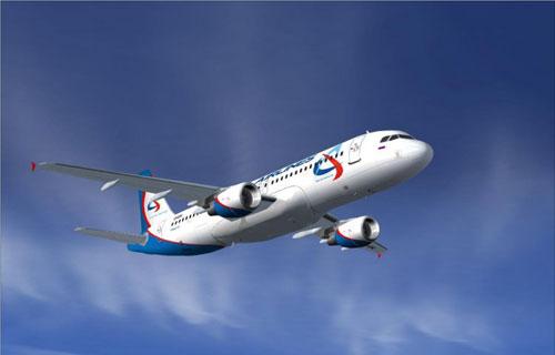 Компания Уральские авиалинии вошла в тройку худших перевозчиков
