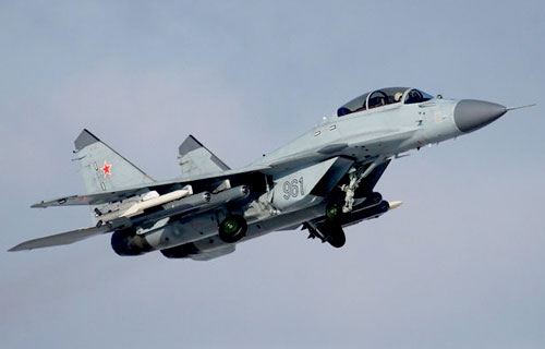 Российский МиГ-35 выбыл из тендера ВВС Индии