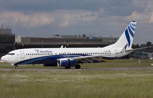В Норильске сел Boeing-737-800 с лопнувшим лобовым стеклом