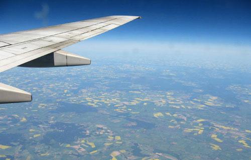 Штраф за дебош в самолете может увеличиться до миллиона рублей