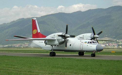 ВВС Индии получили пять модернизированных Ан-32