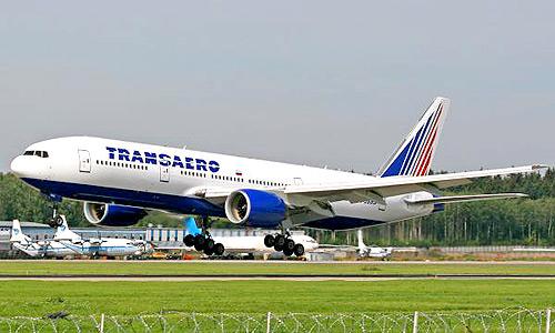 Трансаэро начнет летать в Канаду на самолетах Boeing 777