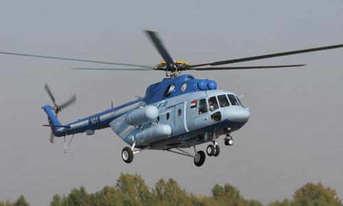 Россия и Индия заключили контракт по поставке 80 вертолетов Ми-17