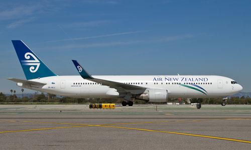 Boeing 767 компании Air New Zealand