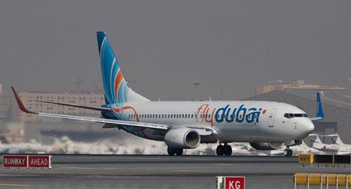 Компания flydubai подписала контракт на техобслуживание и ремонт двигателей