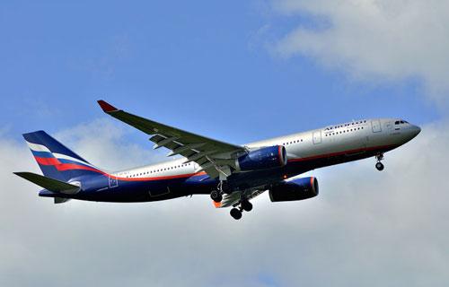 Airbus A330 компании Аэрофлот