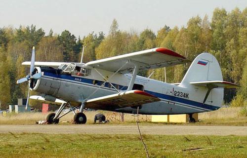В Якутии аварийно сел пассажирский самолет Ан-2