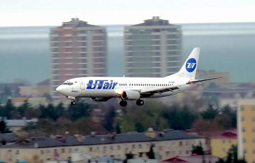 UTair планирует подписать контракт на поставку 40 самолетов Boeing