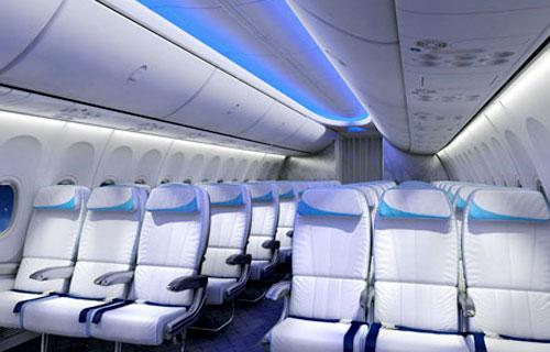 Салон Boeing 737-800 Sky Interior