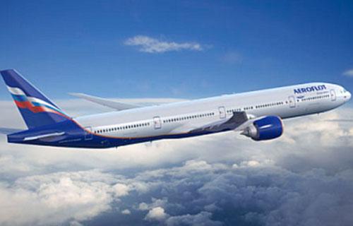 Аэрофлот заказал 8 авиалайнеров Boeing 777-300ER