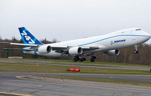 Грузовой Boeing 747 Freighter
