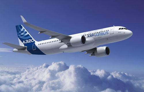 Новый Airbus A320neo