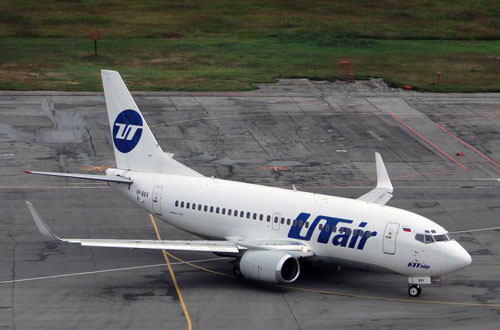 UTair и Boeing подписали соглашение на поставку 40 самолетов Boeing 737