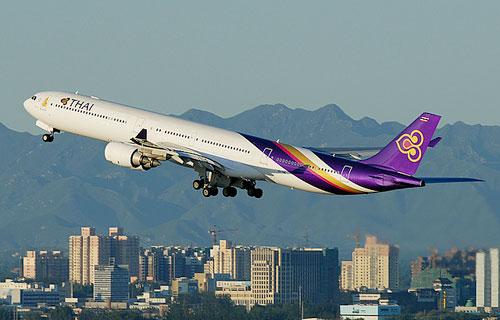 Thai Airways потратит на покупку новых самолетов 4 млрд. долларов