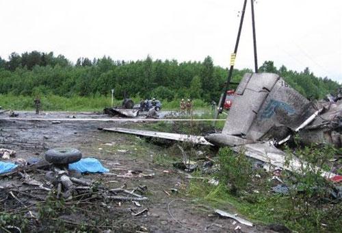 Сергей Иванов назвал возможную причину катастрофы Ту-134 в Карелии