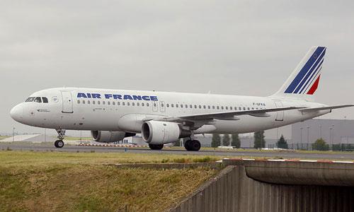Аэробус А320 компании Эйр Франс