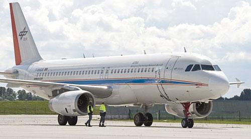 Airbus A320 ATRA