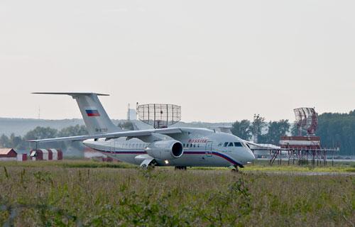Ан-148 авиакомпании Россия