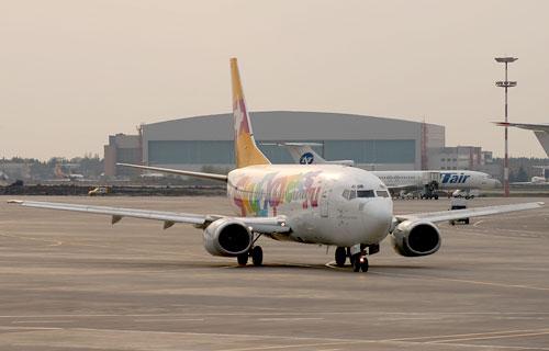 В Ростове совершил аварийную посадку Боинг 737 Sky Express