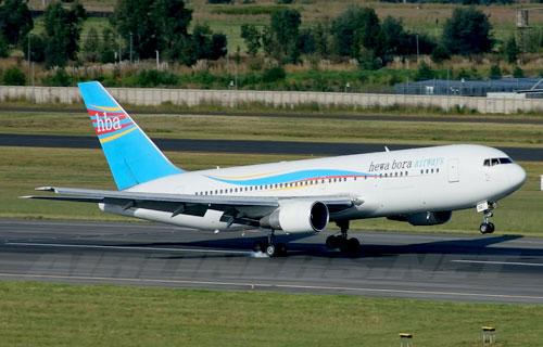 При крушении Boeing 727 в Конго погибли 127 человек