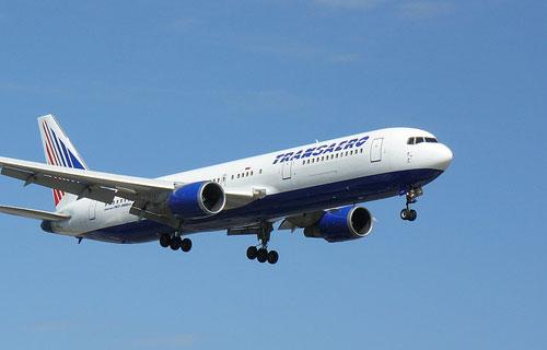 Боинг 777 авиакомпании Трансаэро