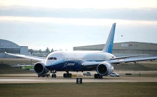 Летные испытания Boeing 787 Dreamliner подходят к концу
