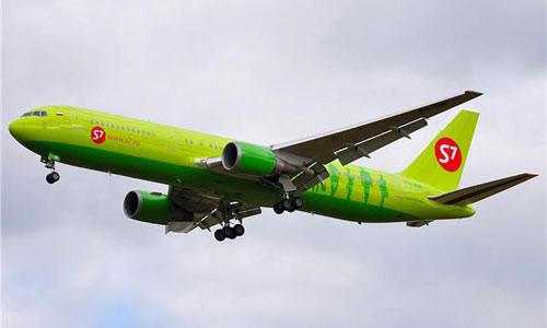 Boeing 767-300ER компании S7 Airlines