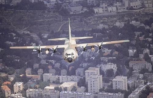 В Марокко потерпел крушение военный самолет Lockheed C-130 Hercules
