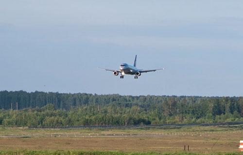 Sukhoi Superjet 100 компании Аэрофлот