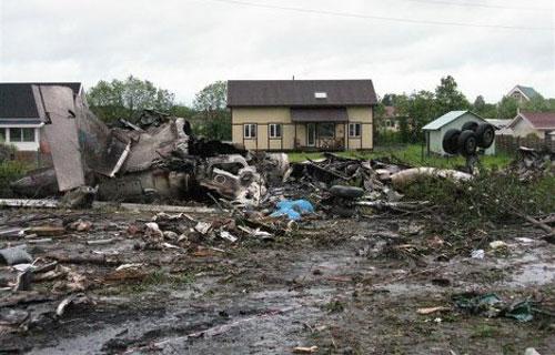 Разбившийся в Карелии Ту-134 был полностью исправен