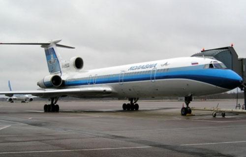 Задержанный в Турции Ту-154 вылетел в Самару