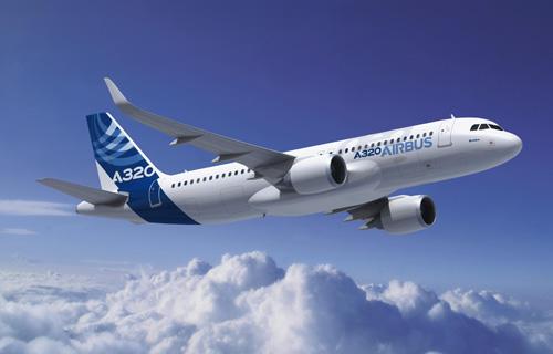 Трансаэро заказала восемь самолетов Airbus A320neo