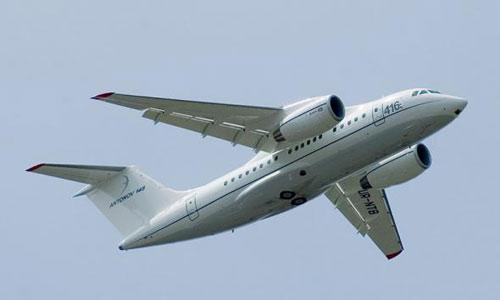 На МАКС-2011 будет продемонстрирован новый самолет Ан-158