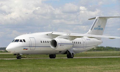 Украина и Россия подписали протокол о выпуске Ан-148-100