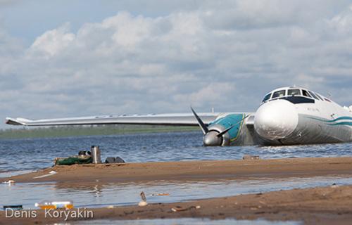 Ан-24 разбился в Томской области из-за халатности авиакомпании