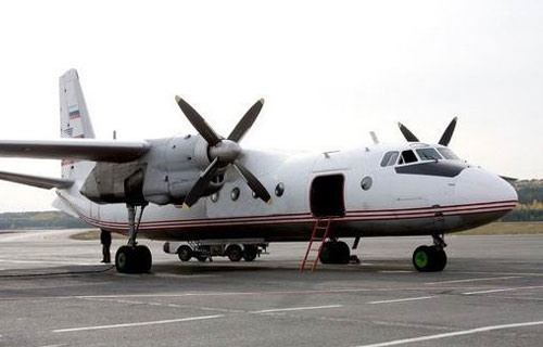 В Якутске совершил аварийную посадку самолет Ан-24