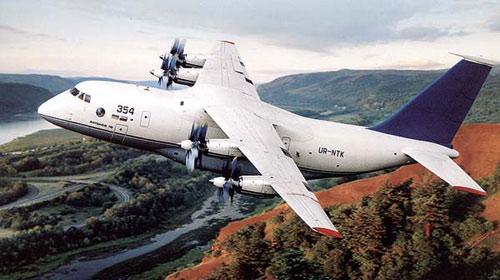 Россия и Украина согласовали график поставок Ан-70