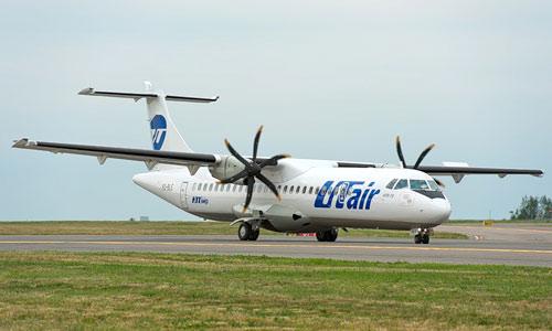 ATR-72 компании UTair