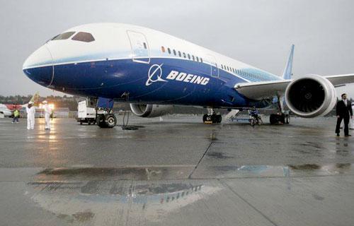 В США разрешили Boeing 787 Dreamliner перевозить пассажиров