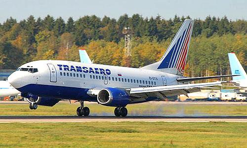 Трансаэро пополнила парк новым Boeing 737-800 NG