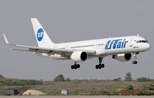 Boeing-757 авиакомпании UTair