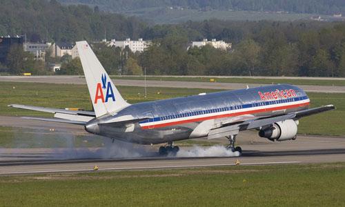 Boeing 767 авиакомпании American Airlines