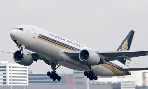 Singapore Airlines разместила заказ на восемь Boeing 777-300ER