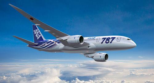 Boeing завершил сертификационные испытания 787 Dreamliner